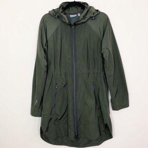 Athleta Drip Drop Rain Jacket